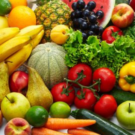diététique chinoise fruit et légumes